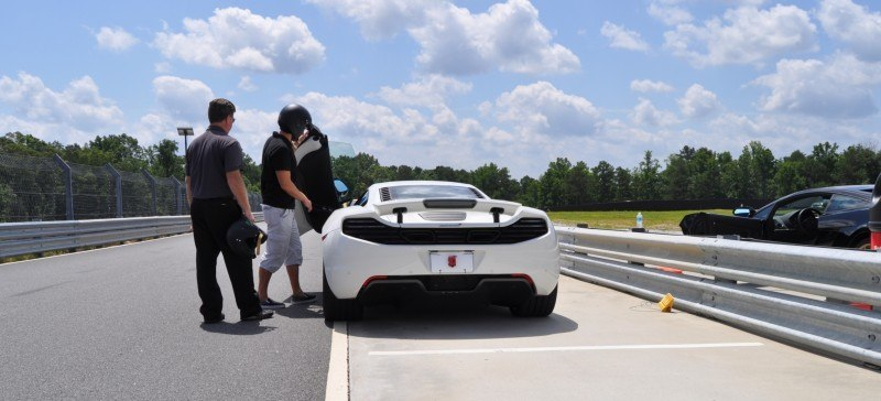 Car-Revs-Daily.com 2013 McLaren 12C at Velocity Motorsports in Atlanta 44