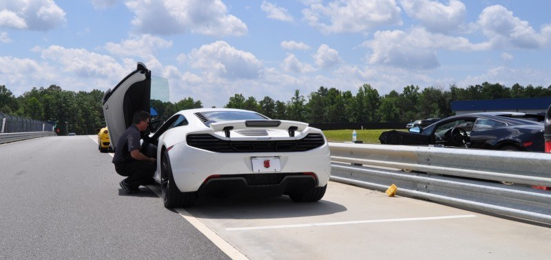 Car-Revs-Daily.com 2013 McLaren 12C at Velocity Motorsports in Atlanta 45