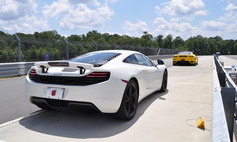 Car-Revs-Daily.com 2013 McLaren 12C at Velocity Motorsports in Atlanta 46