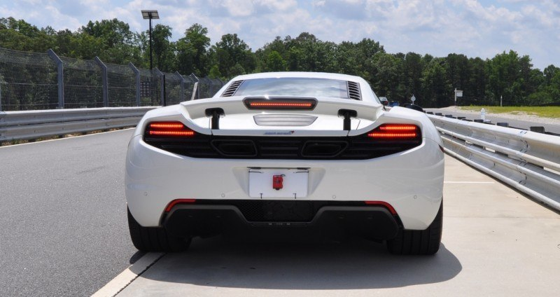 Car-Revs-Daily.com 2013 McLaren 12C at Velocity Motorsports in Atlanta 49