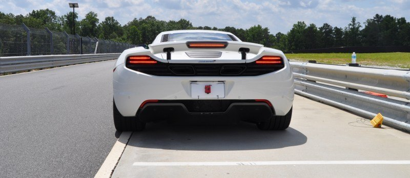 Car-Revs-Daily.com 2013 McLaren 12C at Velocity Motorsports in Atlanta 50