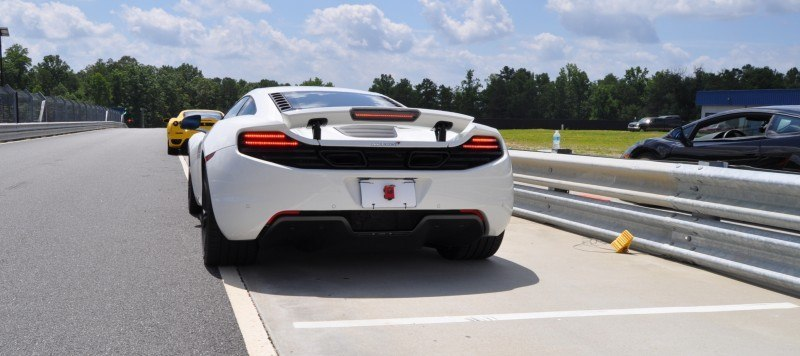 Car-Revs-Daily.com 2013 McLaren 12C at Velocity Motorsports in Atlanta 51
