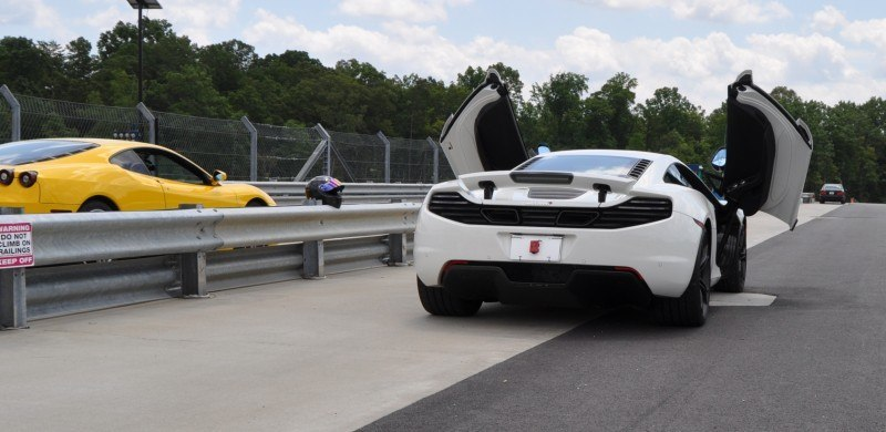 Car-Revs-Daily.com 2013 McLaren 12C at Velocity Motorsports in Atlanta 52
