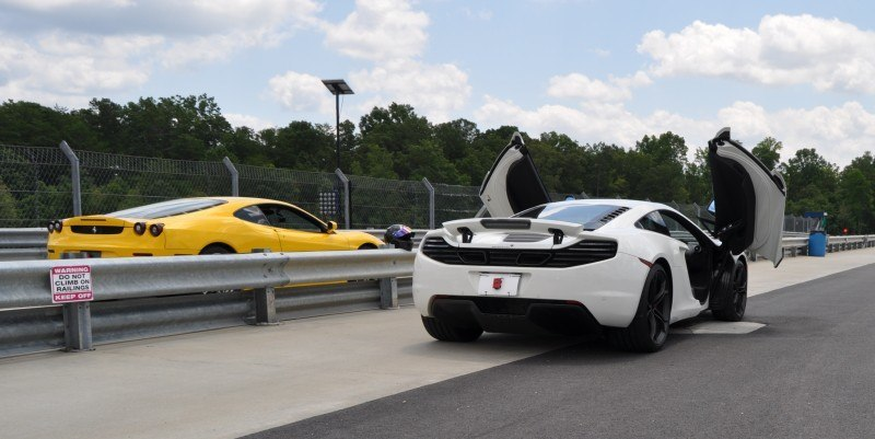 Car-Revs-Daily.com 2013 McLaren 12C at Velocity Motorsports in Atlanta 53