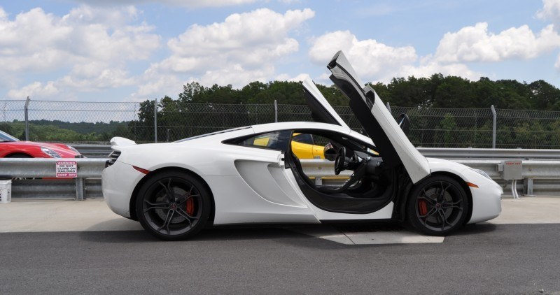 Car-Revs-Daily.com 2013 McLaren 12C at Velocity Motorsports in Atlanta 57