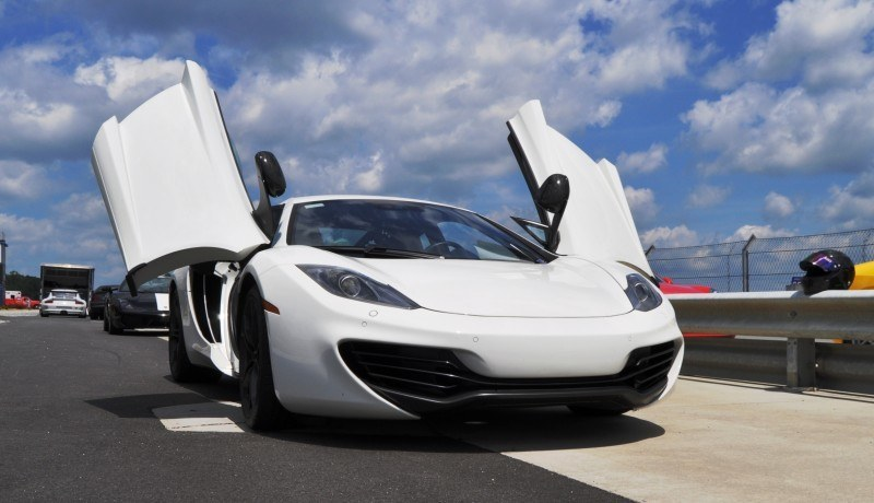Car-Revs-Daily.com 2013 McLaren 12C at Velocity Motorsports in Atlanta 63