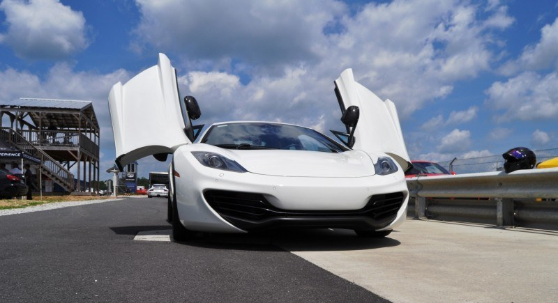Car-Revs-Daily.com 2013 McLaren 12C at Velocity Motorsports in Atlanta 64