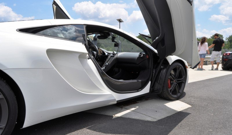 Car-Revs-Daily.com 2013 McLaren 12C at Velocity Motorsports in Atlanta 77