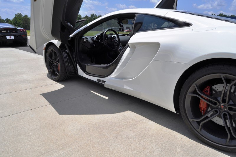 Car-Revs-Daily.com 2013 McLaren 12C at Velocity Motorsports in Atlanta 81