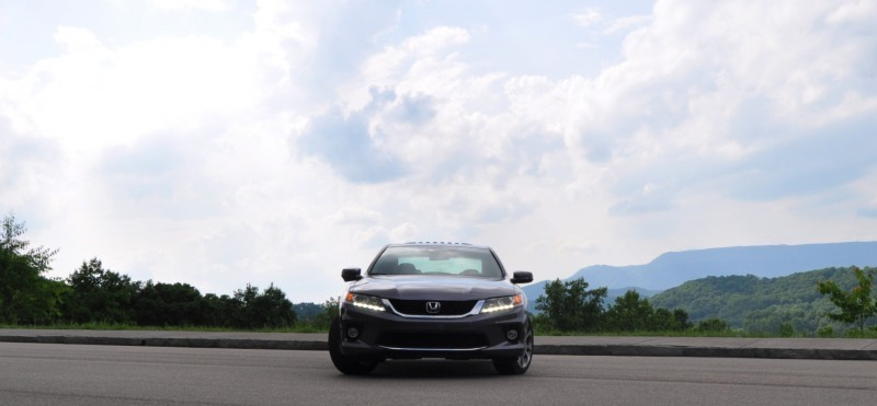 Car-Revs-Daily.com 2014 Accord Coupe EX-L V6 Navi at Blue Ridge Parkway 175