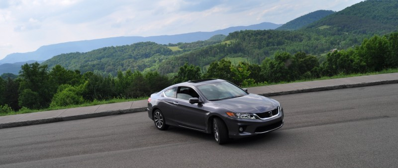 Car-Revs-Daily.com 2014 Accord Coupe EX-L V6 Navi at Blue Ridge Parkway 189