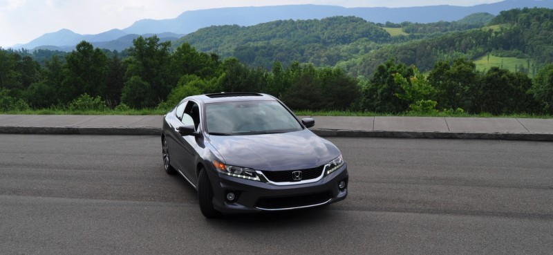 Car-Revs-Daily.com 2014 Accord Coupe EX-L V6 Navi at Blue Ridge Parkway 191