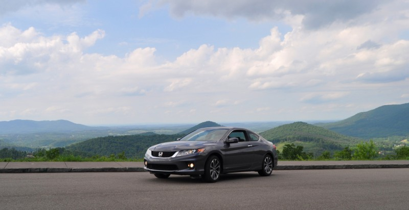 Car-Revs-Daily.com 2014 Accord Coupe EX-L V6 Navi at Blue Ridge Parkway 204