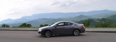 2014 Honda Accord Coupe V6 Blue