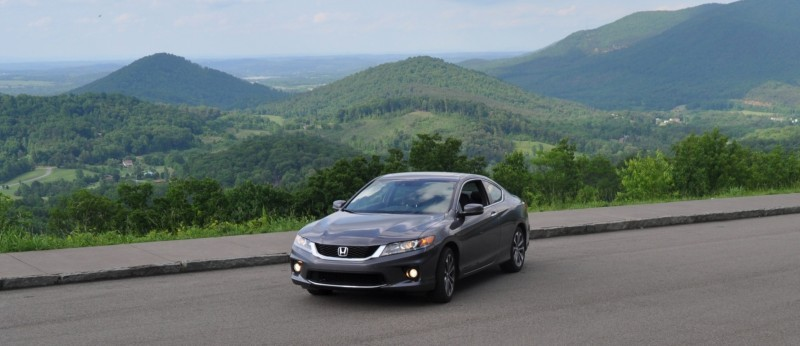 Car-Revs-Daily.com 2014 Accord Coupe EX-L V6 Navi at Blue Ridge Parkway 256