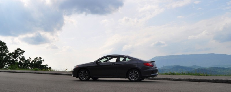 Car-Revs-Daily.com 2014 Accord Coupe EX-L V6 Navi at Blue Ridge Parkway 288