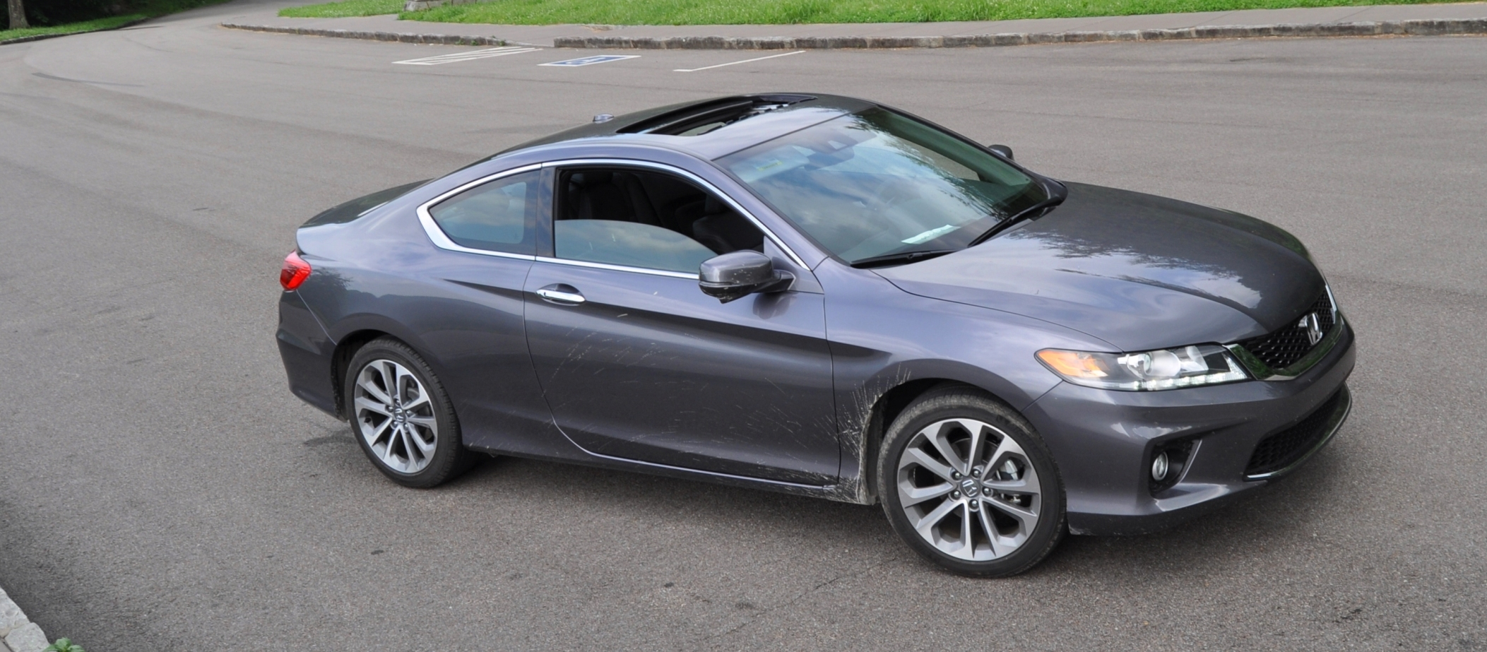 2014 accord coupe v6 manual