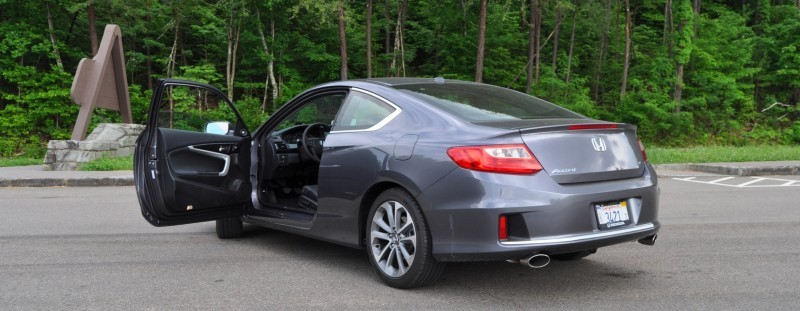 Car-Revs-Daily.com 2014 Accord Coupe EX-L V6 Navi at Blue Ridge Parkway 98