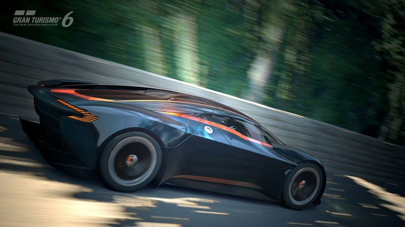 Car-Revs-Daily.com 2014 Aston Martin DP-100 Vision Gran Turismo Is Mid-Engine Hypercar 100