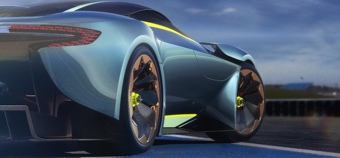 Car-Revs-Daily.com 2014 Aston Martin DP-100 Vision Gran Turismo Is Mid-Engine Hypercar 106