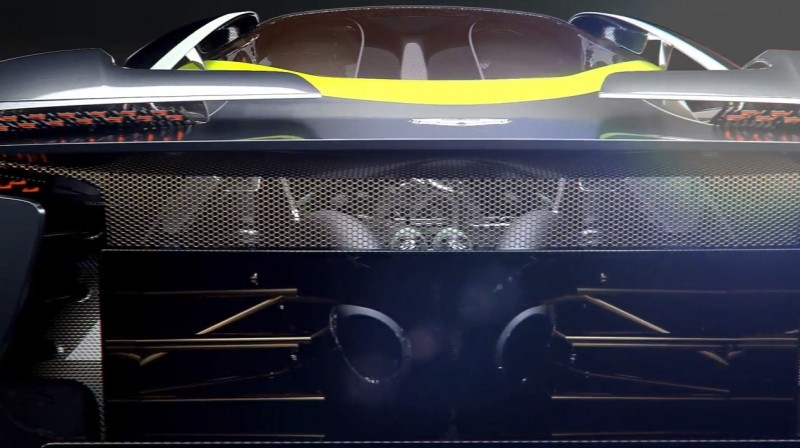Car-Revs-Daily.com 2014 Aston Martin DP-100 Vision Gran Turismo Is Mid-Engine Hypercar 17