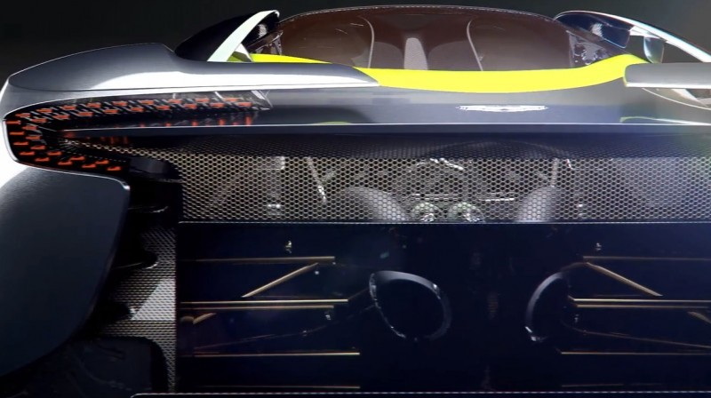 Car-Revs-Daily.com 2014 Aston Martin DP-100 Vision Gran Turismo Is Mid-Engine Hypercar 19