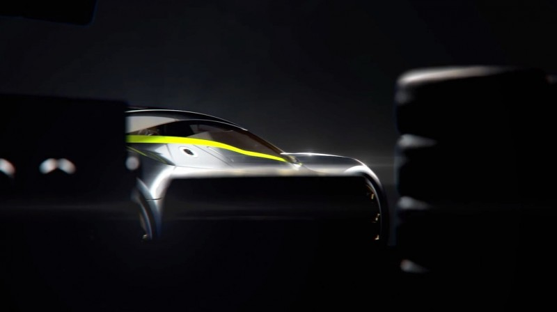 Car-Revs-Daily.com 2014 Aston Martin DP-100 Vision Gran Turismo Is Mid-Engine Hypercar 3