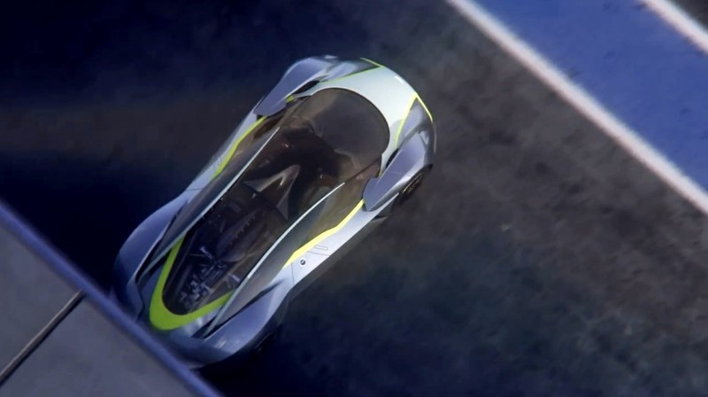 Car-Revs-Daily.com 2014 Aston Martin DP-100 Vision Gran Turismo Is Mid-Engine Hypercar 31