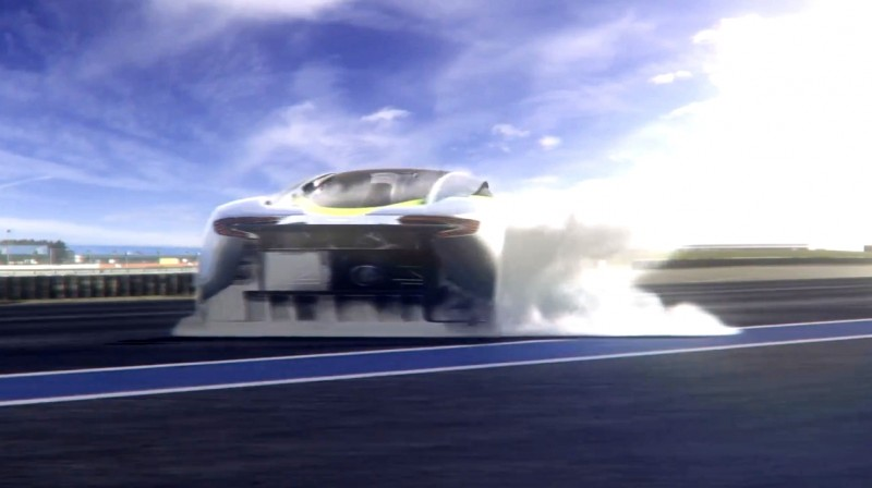 Car-Revs-Daily.com 2014 Aston Martin DP-100 Vision Gran Turismo Is Mid-Engine Hypercar 34