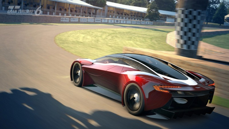 Car-Revs-Daily.com 2014 Aston Martin DP-100 Vision Gran Turismo Is Mid-Engine Hypercar 89