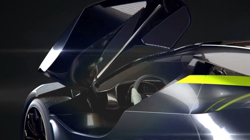 Car-Revs-Daily.com 2014 Aston Martin DP-100 Vision Gran Turismo Is Mid-Engine Hypercar 9