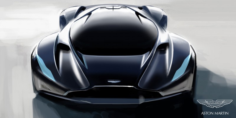 Car-Revs-Daily.com 2014 Aston Martin DP-100 Vision Gran Turismo Is Mid-Engine Hypercar 92
