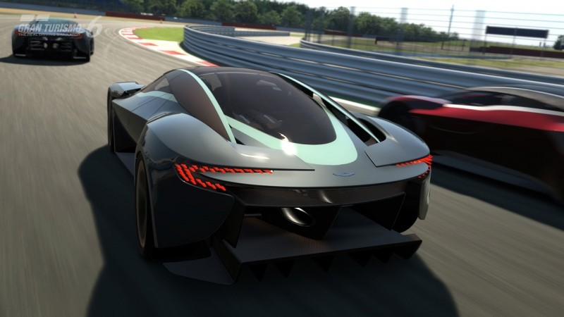 Car-Revs-Daily.com 2014 Aston Martin DP-100 Vision Gran Turismo Is Mid-Engine Hypercar 93