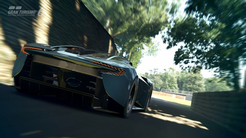Car-Revs-Daily.com 2014 Aston Martin DP-100 Vision Gran Turismo Is Mid-Engine Hypercar 98