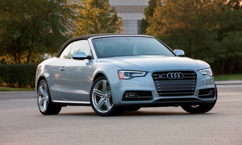 Car-Revs-Daily.com 2014 Audi A5, S5 and RS5 Cabriolet Buyers Guide 10
