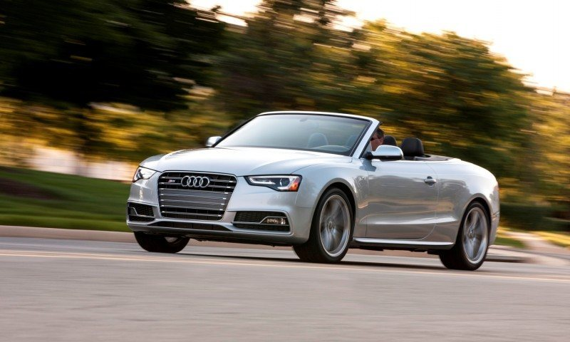 Car-Revs-Daily.com 2014 Audi A5, S5 and RS5 Cabriolet Buyers Guide 11
