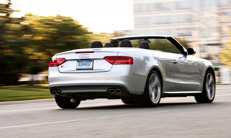 Car-Revs-Daily.com 2014 Audi A5, S5 and RS5 Cabriolet Buyers Guide 12