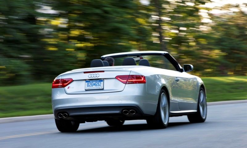 Car-Revs-Daily.com 2014 Audi A5, S5 and RS5 Cabriolet Buyers Guide 14
