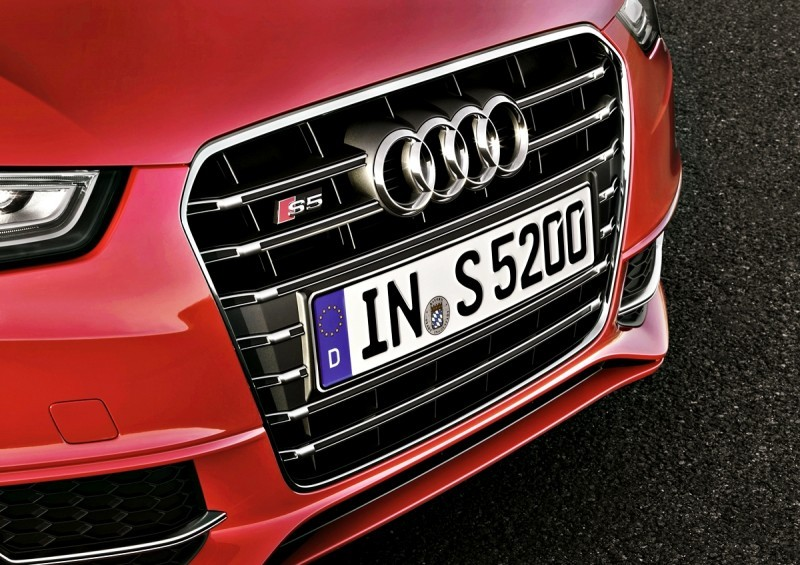 Audi S5 Cabriolet/Detail