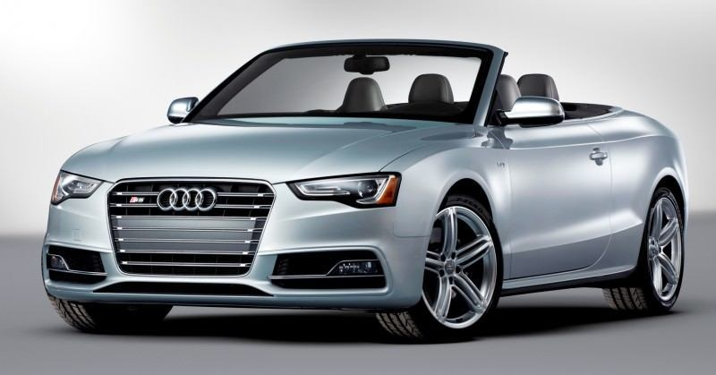 Car-Revs-Daily.com 2014 Audi A5, S5 and RS5 Cabriolet Buyers Guide 33