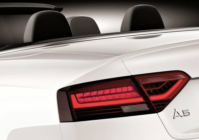 Audi A5 Cabriolet/Detail