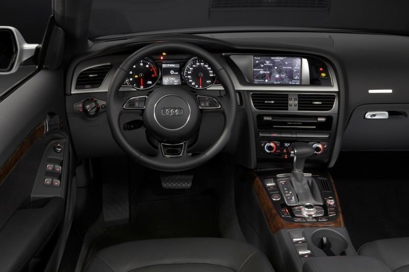 Car-Revs-Daily.com 2014 Audi A5, S5 and RS5 Cabriolet Buyers Guide 6
