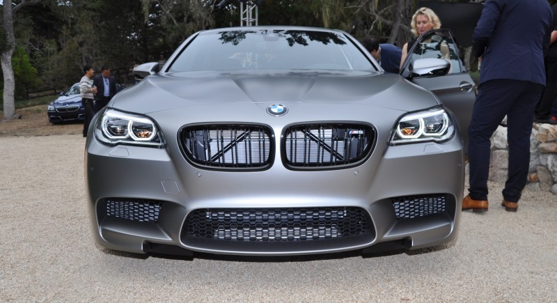 Car-Revs-Daily.com 2014 BMW M5 Jahre 30 US Debut 10