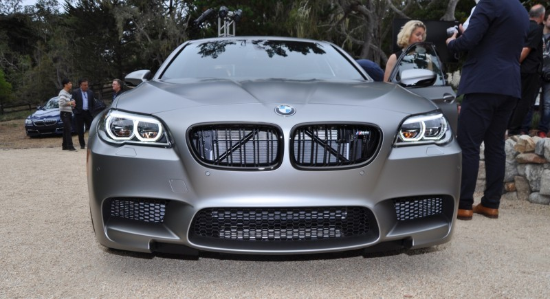 Car-Revs-Daily.com 2014 BMW M5 Jahre 30 US Debut 12