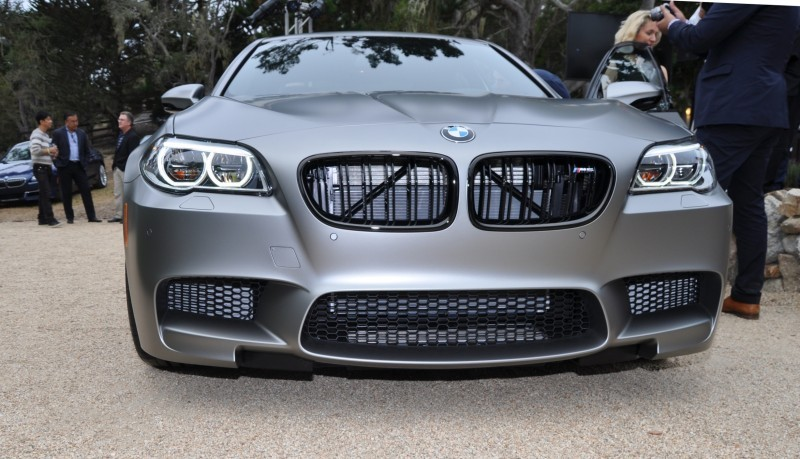 Car-Revs-Daily.com 2014 BMW M5 Jahre 30 US Debut 13