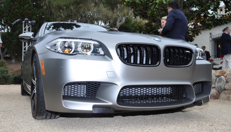 Car-Revs-Daily.com 2014 BMW M5 Jahre 30 US Debut 14
