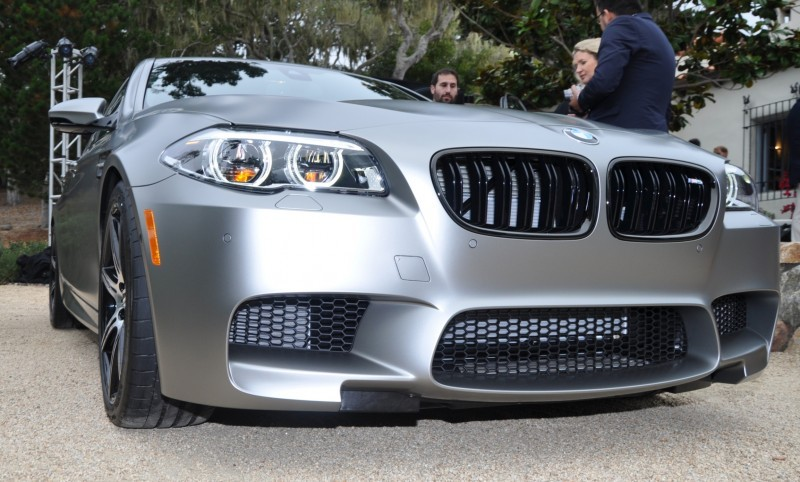 Car-Revs-Daily.com 2014 BMW M5 Jahre 30 US Debut 15