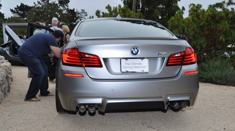 Car-Revs-Daily.com 2014 BMW M5 Jahre 30 US Debut 19