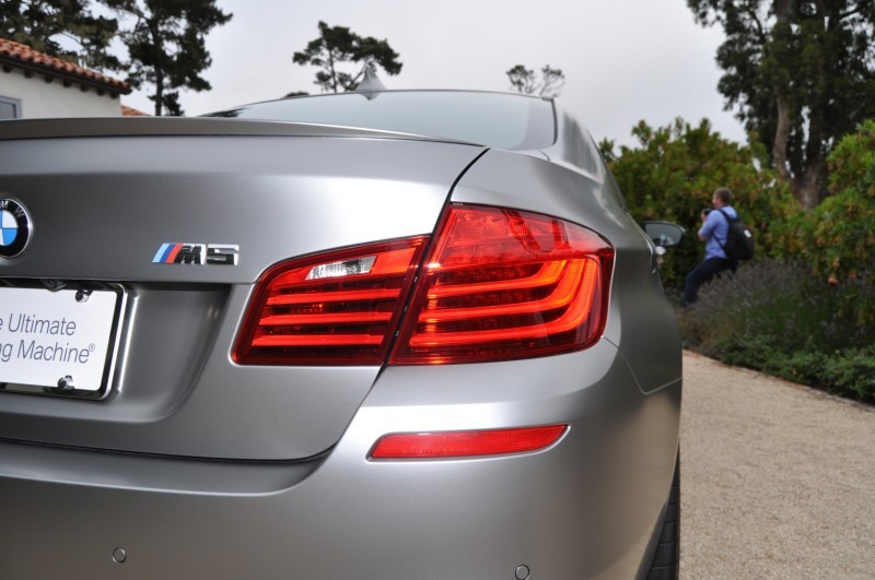 Car-Revs-Daily.com 2014 BMW M5 Jahre 30 US Debut 22