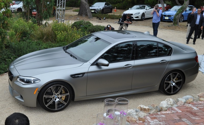 Car-Revs-Daily.com 2014 BMW M5 Jahre 30 US Debut 4